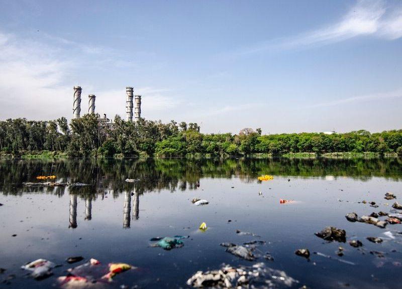 Contaminación del agua y otros efectos del cambio climático