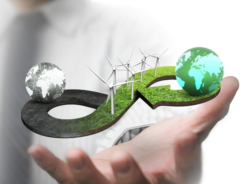 La economía circular: clave en la lucha contra el cambio climático
