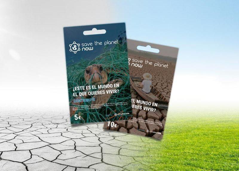 Nace Save The Planet Now: la iniciativa disruptiva para personas que luchan contra el cambio climático