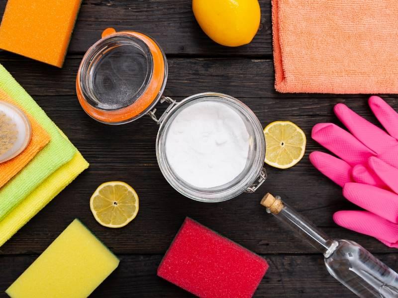 Consejos ecológicos para limpiar tu hogar